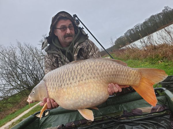 Customer Feedback | Carp France at Jonchery with Angling Lines